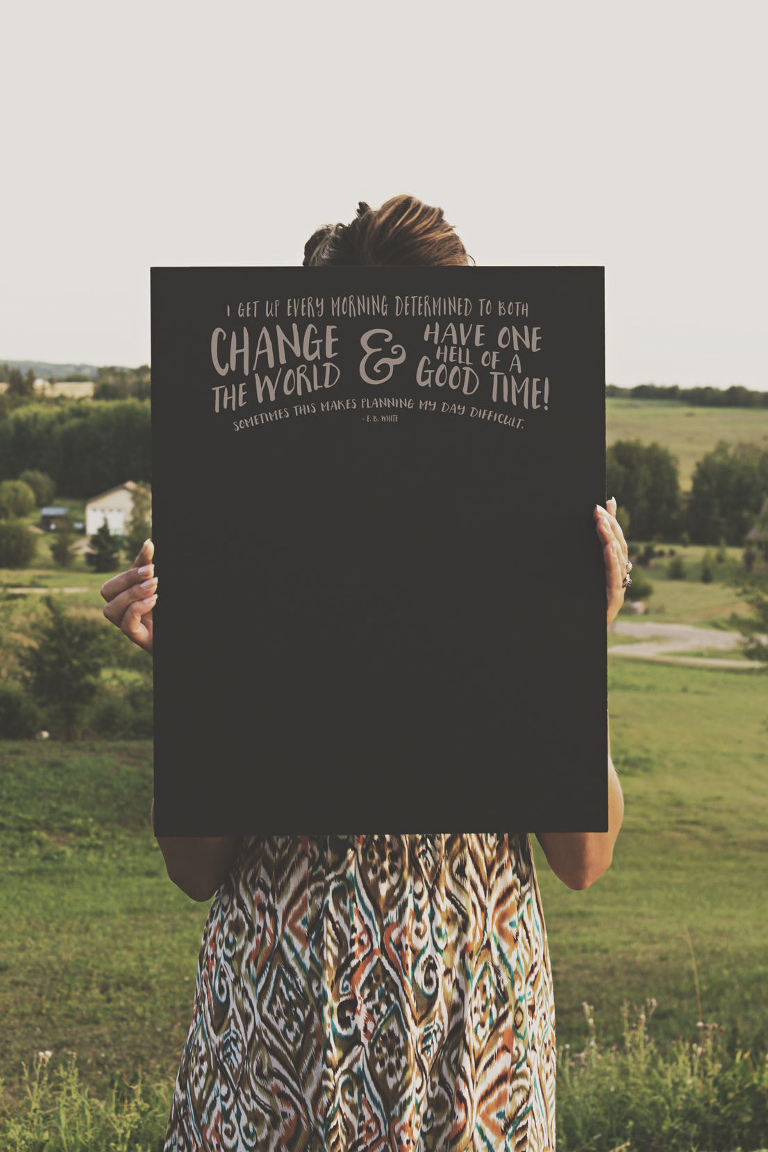 Graphic Chalkboards