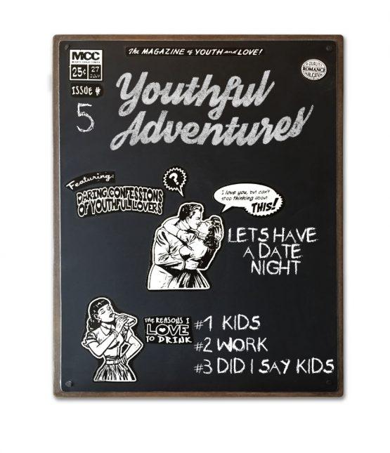 Chalkboard Embellishments