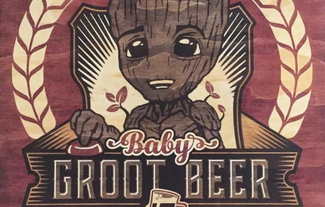 BabyGrootBeer 24x24
